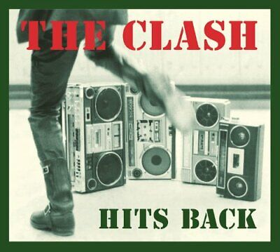 The Clash - The Clash Hits Back - The Clash CD JOVG The Cheap Fast Free Post The