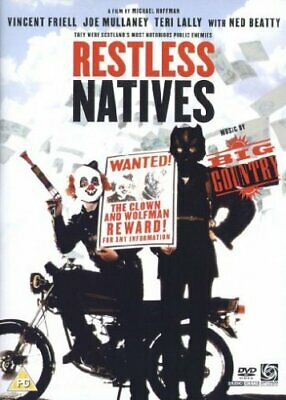 Restless Natives [DVD] [1985] - DVD  CIVG The Cheap Fast Free Post