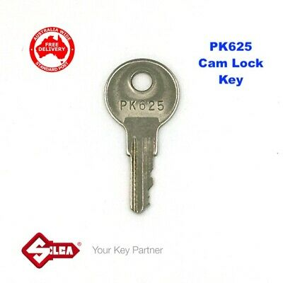 ALPHA S Series Key Switch Keys Cut To Code Number. Keyswitch-FREE POST IN AUST.