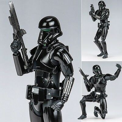 S.H. Figuarts Star Wars Rogue Death Trooper action figure Bandai