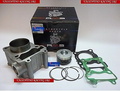 THERMAL UNIT PISTON-CYLINDER COMPL HONDA SH 125 FROM 2001 AL 2012 D.52,4 mm
