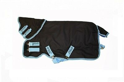 Horseware Ireland Amigo Bravo 12 XL Plus Hvy 400G Turnout Rug