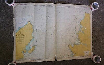 ordnance survey map Scotland north minch northern part isle of lewis stoer head