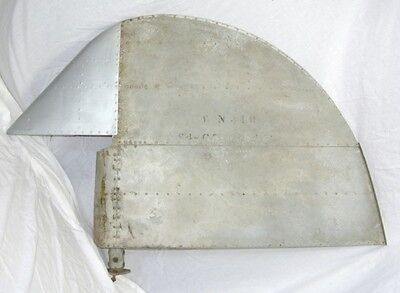 RAF Gloster Meteor T7 Aircraft Tail Fin WN310 Ideal Coffee Table Desk