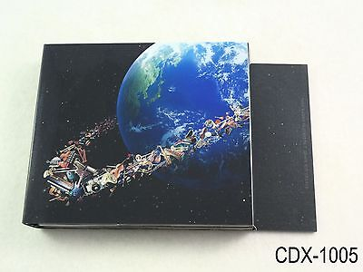 Yoko Kanno & The Seatbelts Album Space Bio Charge Music CD Japanese Import Japan
