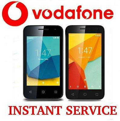 Unlocking Code Fast Unlock Vodafone Smart First 6 7 V695 VF695 695 V200 VFD-200