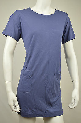 1aa00a9ee7fce 2178-00 Lacoste Nwd Womens Bluish Button Down Back Closure Dress Size  34 (