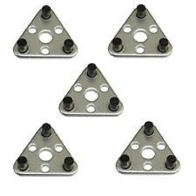 Replacement Triple Flints For Spark Lighter - Welding Gas Torches and Home Use
