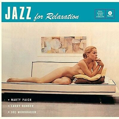 Marty Paich - Jazz For Relaxation + 4 Bonus Tracks [New Vinyl] Bonus Tracks, 180