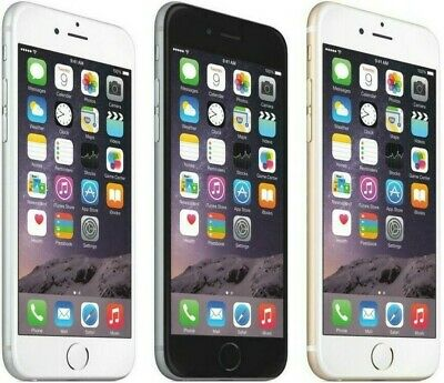 Apple iPhone 6 - 16/64/128GB (Factory GSM Unlocked; AT&T / T-Mobile) Smartphone