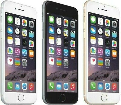 Apple iPhone 6 - 16GB / 64GB /128GB - Factory Unlocked; AT&T / T-Mobile / Global