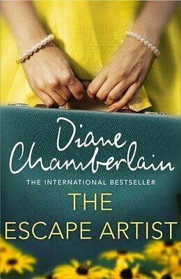 The Escape Artist by Chamberlain, Diane Book The Cheap Fast Free Post