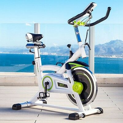 Exercise Bike FITNESS 7008 Spinning Bicycle Cardio Trainer Fat Burner Home Gym