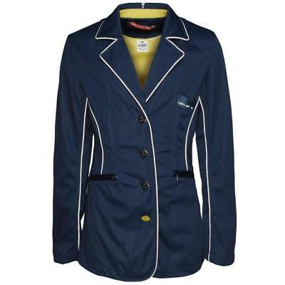 Competition Jacket - Shimmer Navy
