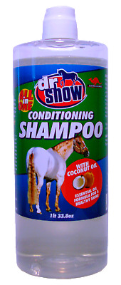 Horse Care & Grooming Dr. Show Conditioning Shampoo