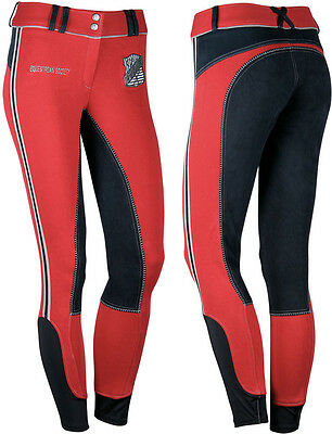 Breeches - Calgary - Red Harrys Horse Womens Jodhpurs Horse Riding Pants