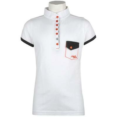 Competition Shirt - Dutchie (White)