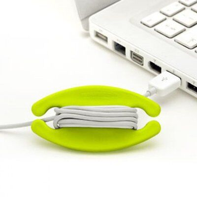 Medium Bobino Word Wrap Usb Wires Phone Charger Tidy Cable Organiser Convenient
