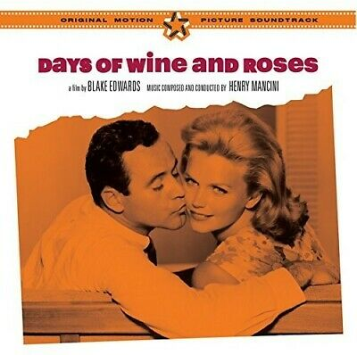 Henry Mancini - Days Of Wine & Roses + 4 Bonus Tracks (Original Soundtrack) [New