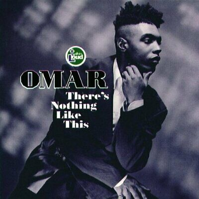 Omar - There's Nothing Like This - Omar CD GNVG The Cheap Fast Free Post The