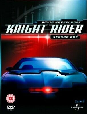 Knight Rider: Series 1 [DVD] - DVD  CEVG The Cheap Fast Free Post