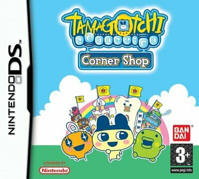 Tamagotchi Connexion: Corner Shop (Nintendo DS) - Game  KEVG The Cheap Fast Free