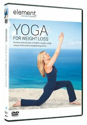 Element: Yoga For Weight Loss [DVD] - DVD  XIVG The Cheap Fast Free Post