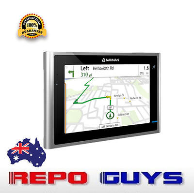 """Navman S200 4.3"""" CAR GPS With Accessories"""