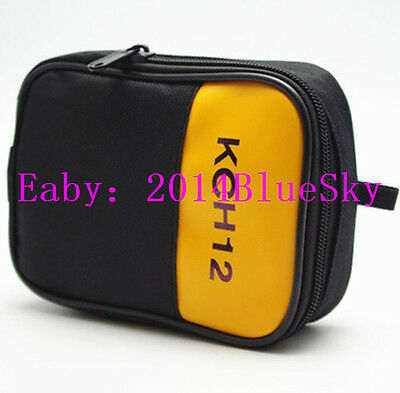 Mini Soft Carrying Case Bag for Handheld Multimeter Meter FLUKE101 106 107