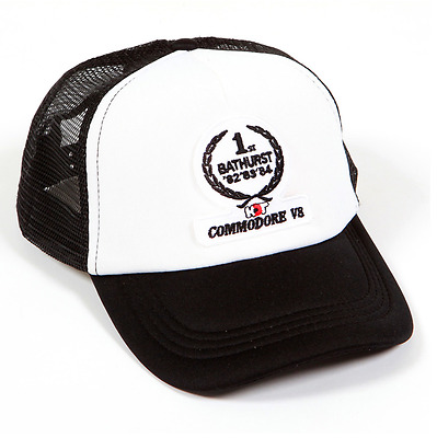 Holden VK SS HDT Group A SS LIMITED EDITION Trucker Cap - Peter Brock Commodore
