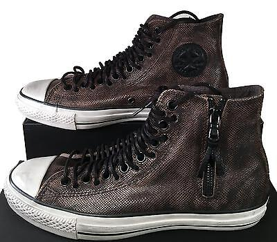 bc3c7ee48879 Converse by John Varvatos Chuck Taylor Multi Lace Brown Leather Sneaker  150165C