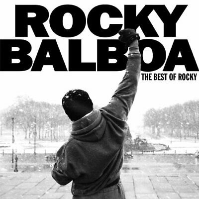 Rocky Balboa: The Best Of Rocky -  CD IKVG The Cheap Fast Free Post The Cheap