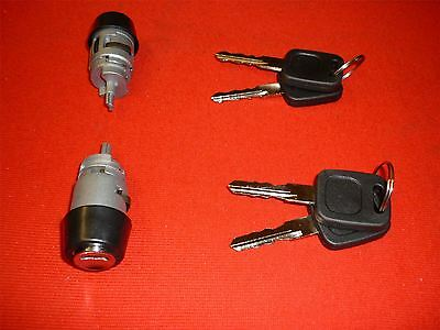 Audi 80 90 100 Coupe Steearing Ignition Swich Barrel Lock With Keys 893905855A