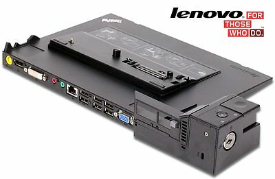 Lenovo Mini Dockingstation Thinkpad 4337 T410|T420|T430|T520|T530|X220|L420|W520