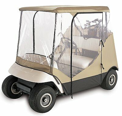 CLASSIC ACCESSORIES Fairway Golf Cart Rain Cover Waterproof *NEW*