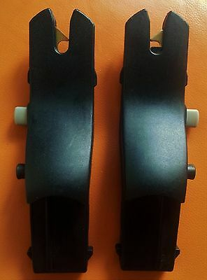 Silver Cross Wayfarer and Pioneer Simplicity Car Seat Adaptors