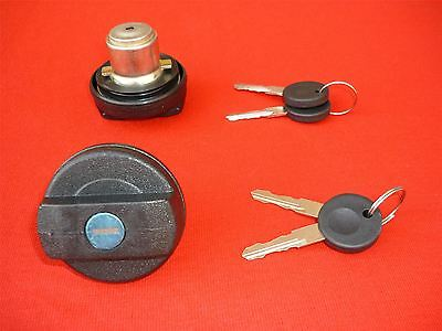 Vw Golf Mk1 Jetta Fuel Tank Sealing Cap Cover Lock With Keys 443201551L