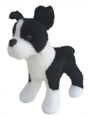 Douglas Quincy Boston Terrier 8 Plush Dog Stuffed Animal Cuddle Toy