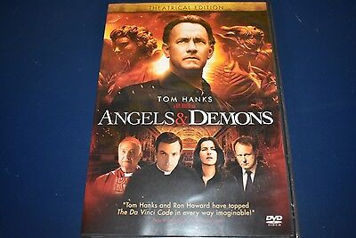 Angels & Demons DVD Theatrical Edition