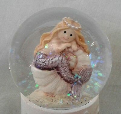 Mermaid Snowdome (waterball)-B