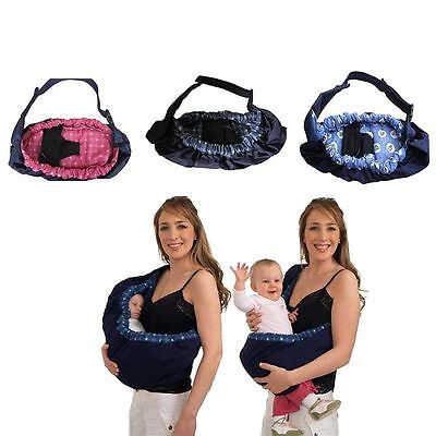 Baby Carrier Sling Wrap Pouch Newborn Infant Breastfeeding Papoose