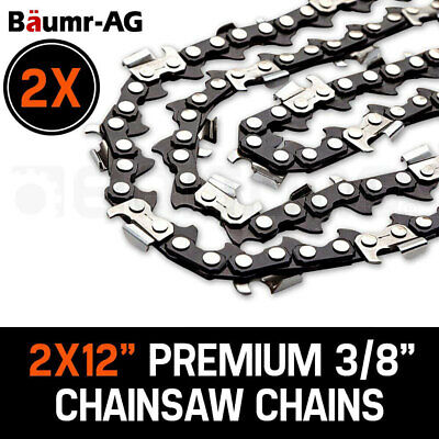 "24"" BAUMR-AG CHAINSAW CHAIN 24in Bar Spare Part Replacement Suits 92cc Saws"