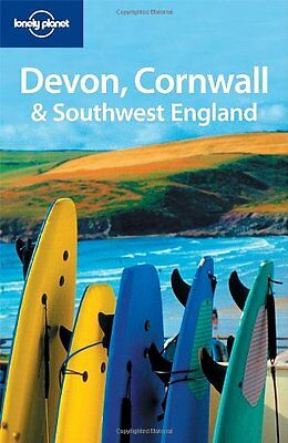 Devon, Cornwall and Southwest England (Lonely Planet Region..., et al. Paperback