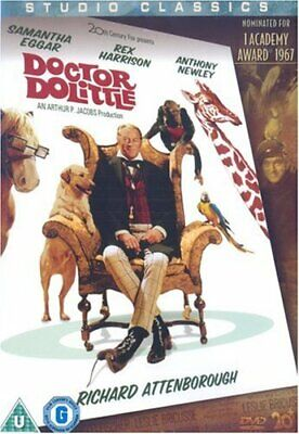 Doctor Dolittle [DVD] [1967] - DVD  BQVG The Cheap Fast Free Post