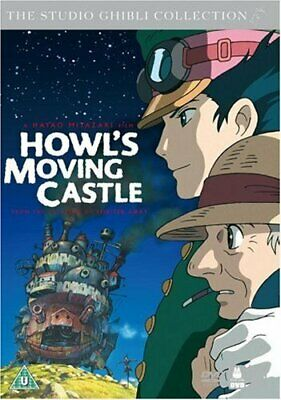 Howl's Moving Castle [DVD] [2005] - DVD  AGVG The Cheap Fast Free Post