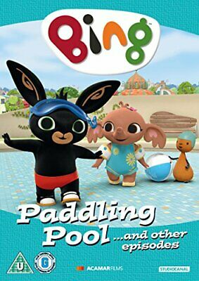 Bing - Paddling Pool And Other Episodes [DVD] - DVD  S0VG The Cheap Fast Free