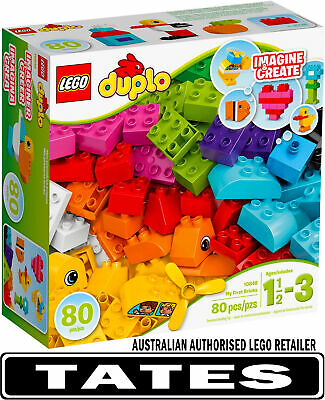 LEGO 10848 My First Building Blocks Duplo from Tates Toyworld
