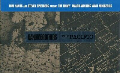 Band of Brothers/The Pacific [Special (2013, Blu-ray NEW) BLU-RAY/WS/Special ED.
