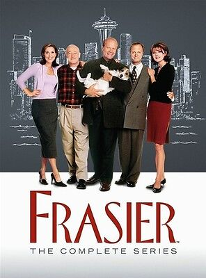 Frasier: The Complete Series - 44 DISC SET (2015, DVD NEW)