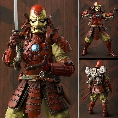 Meisho Marvel Movie Realization Samurai Iron Man action figure Bandai